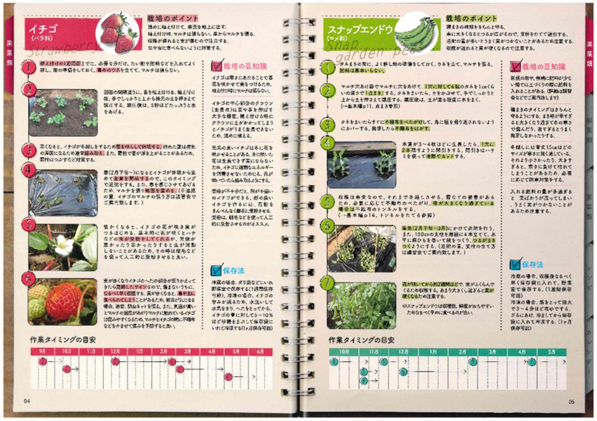 野菜づくりBOOK