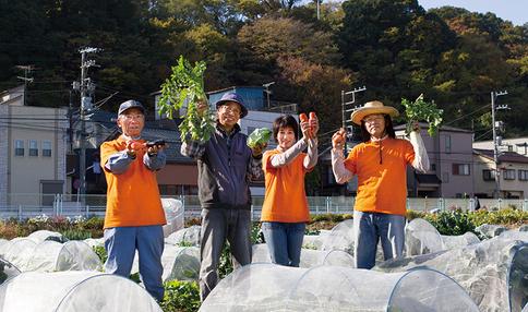 【菜園アドバイザー全員アンケート・結果発表4】菜園アドバイザー同士、お互いにとってどんな存在ですか。