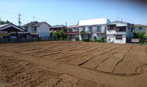 広々開放的な農園です!