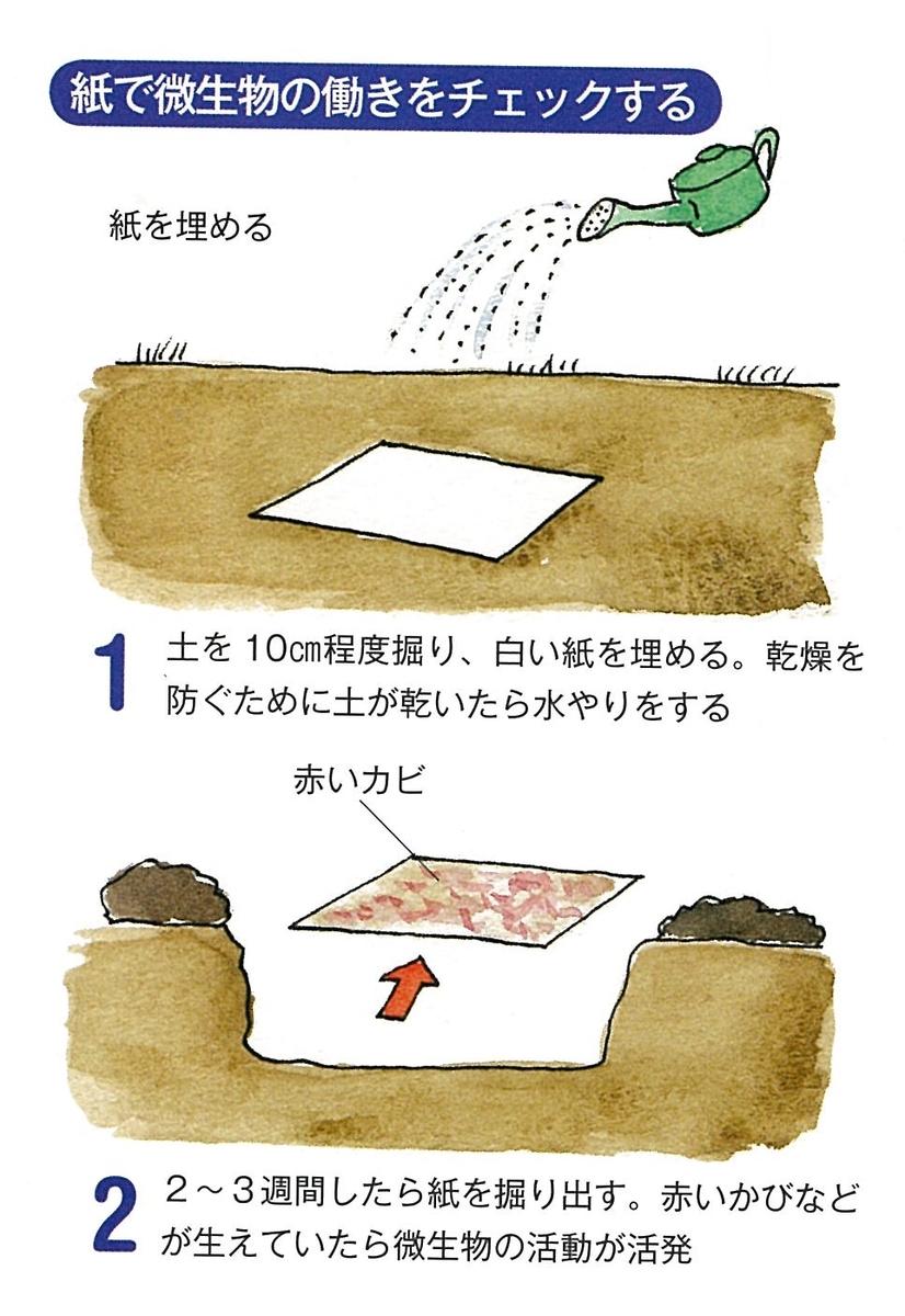 微生物チェック