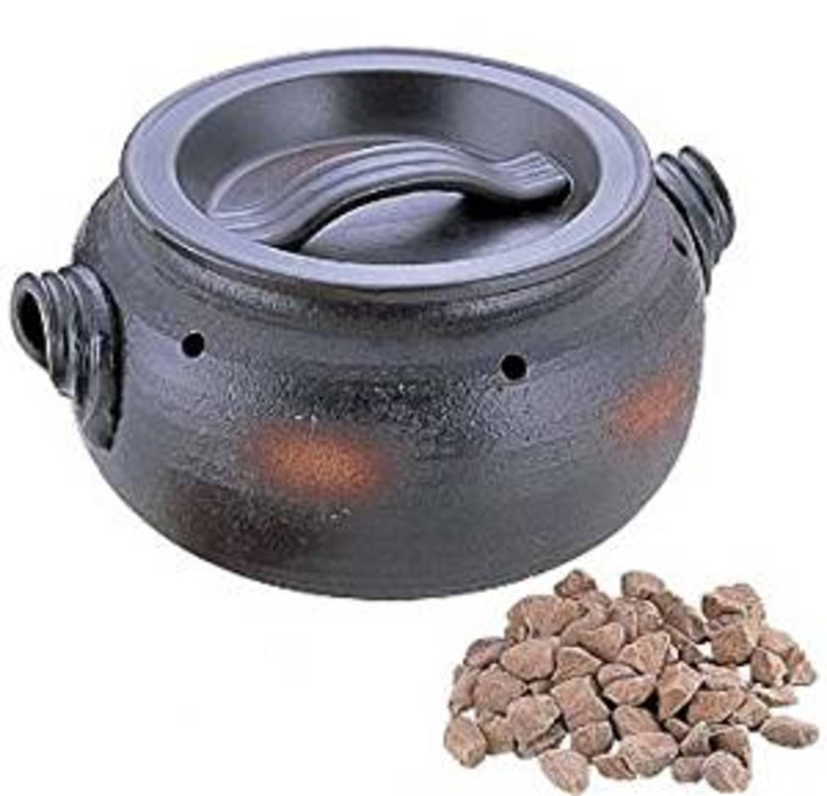 石焼き芋器